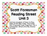 Unit 3 Reading Street Amazing words