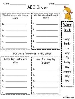 Unit 3 Reading Street Spelling Practice Worksheets