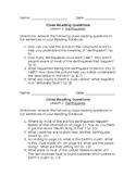 Unit 3 ReadyGen Grade 4 Close Reading Questions