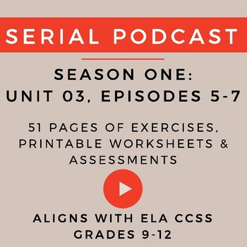 serial podcast argumentative essay