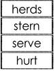 Unit 3 Spelling Words ~ McGraw-Hill Reading Wonders