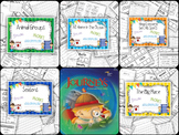 Unit 3 Stories 11-15 Journeys {spelling, grammar, and phonics practice} Bundle
