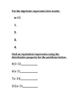 Unit 3-Study Guide (iReady Unit 3)