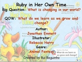 Unit 3 Week 2 - Ruby in Her Own Time - Lesson Bundle (Version 2013, 2011, 2008)