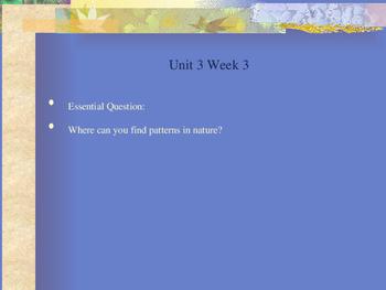Unit 3 Week 3 Power Point Presentation Mc Graw Hill ELA Wonders Book