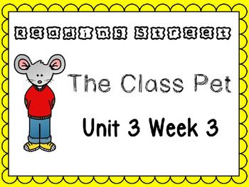 Unit 3 Week 3 Power Point Reading Street. First Grade.