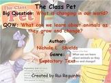 Unit 3 Week 3 - The Class Pet - Lesson Bundle (Version 201