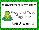 Unit 3 Week 4 Frog and Toad PowerPoint. Reading Street. Fi