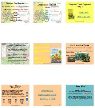 Unit 3 Week 4 - Frog and Toad Together - Lesson Bundle (Version 2013, 2011,2008)