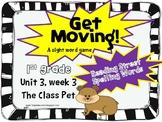 Get Moving!: Unit  3, week 3 The Class Pet: 1st Grade Reading Street
