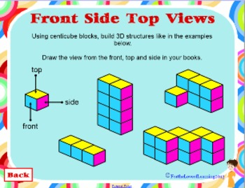 Mathematics Complete Unit - 3D Shapes - Grades 2-6 - Smartboard Lessons