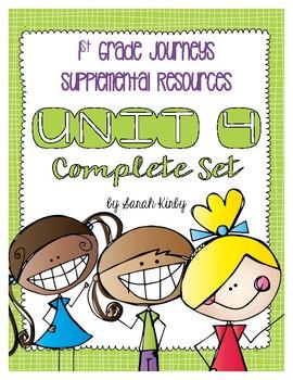 Unit 4 - 1st Grade Journeys Supplemental Resources