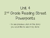 Unit 4 2nd Grade Reading Street Powerpoints Bundle