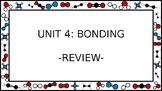 Unit 4 Bonding Wall Walk Review Game