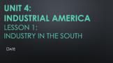 Unit 4 Bundle - Industrial America and Westward Expansion