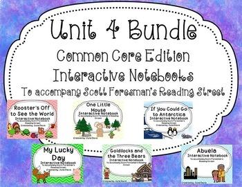 Unit 4 Bundle Common Core Interactive Notebook Journal