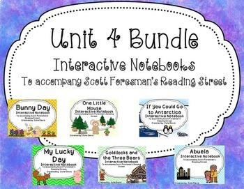 Unit 4 Bundle Interactive Notebook Journal