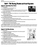 Unit 4 Bundle - The Roaring Twenties and Great Depression