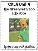 Unit 4 CKLA First Grade - The Green Fern Zoo Lap Book