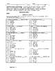 Unit 4 Fifth Grade Journeys Multiple-Choice Spelling Tests