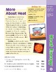 Unit 4: Heat Energy: Concepts (Skill Sharpeners: Science)