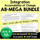 Calculus Integration MEGA Bundle with Video Lessons (AB Ve