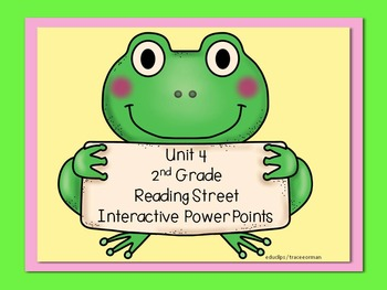 Unit 4, Interactive PowerPoints, 2nd Grade