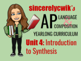 Unit 4: Introduction to Synthesis