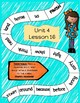 Unit 4 Journeys Fry Word Game