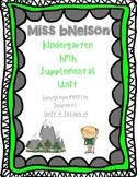 Unit 4 Lesson 19 Kindergarten Journeys HMH Supplemental Unit