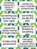 Unit 4 Reading Wonders Vocabulary Task Cards