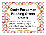 Unit 4 Reading street amazing words
