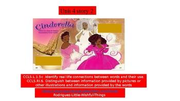 Unit 4 Story 2 Cinderella