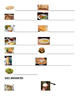 Unit 4 T'es Branché Food vocabulary and Prendre