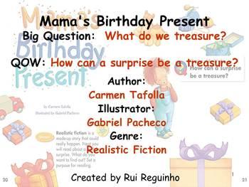 Unit 4 Week 1 - Lesson - Mama's Birthday Present - Lesson Bundle (2013, 11, 08)