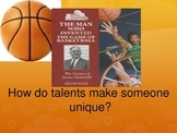 Unit 4 Week 1 The Man Who Invented Basketball Vocabulary