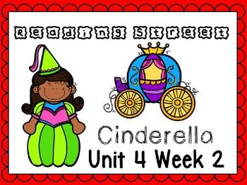Unit 4 Week 2 Cinderella PowerPoint Reading Street First Grade