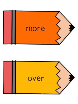 Reading Wonders Unit 4 Week 3 Pencil Pairs ***WITH 72 BONUS PAGES***