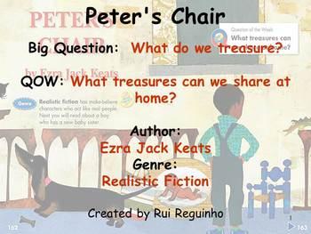 Unit 4 Week 5 - Lesson - Peter's Chair - Lesson Bundle (Version 2013, 2011,2008)
