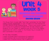 Unit 4, Week 5 Study Guide for Wonders Second Grade