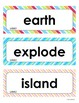 Unit 4  Weeks 1-5 Wonders Second Grade Vocabulary Words