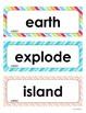 Unit 4  Weeks 1-5 Wonders Second Grade Vocabulary Words
