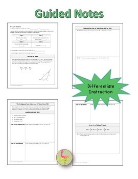 PreCalculus: Analytic Trigonometry Bundle