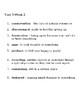 Unit 5 Bundle Lesson Plans- Wonders Reading 3rd Grade Weeks 1-5