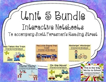 Unit 5 Bundle Interactive Notebook Journal