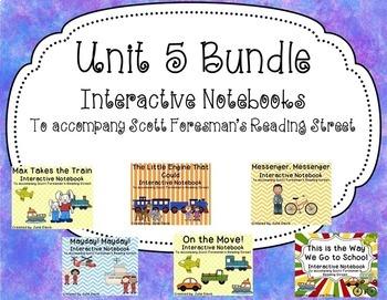 Unit 5 Bundle Interactive Notebook Journal