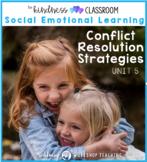 Unit 5 Conflict Resolution Problem Solving - Character Building Program