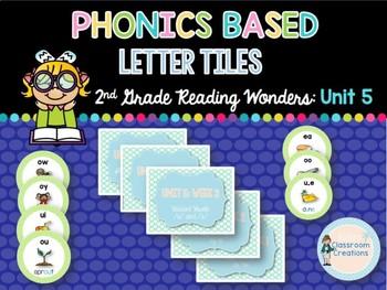 Unit 5 ELA Starter Pack 2nd Grade Wonders