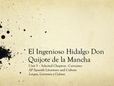 Unit 5 - El Ingenioso Hidalgo Don Quijote de la Mancha - A