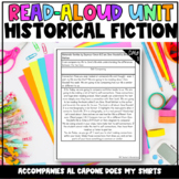 Hist. Fic. Interactive Read Aloud, Mini-Lessons, & Readers Workshop